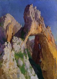 Южанин С. Н. Капри. Arca naturale