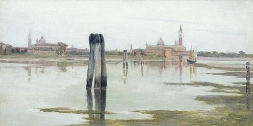 Южанин С. Н. Венецианская лагуна