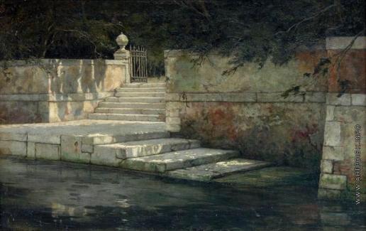 Южанин С. Н. Уголок Венеции