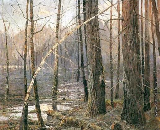 Жуковский С. Ю. Пустой лес