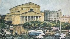 Шорчев А. П. Театральная площадь