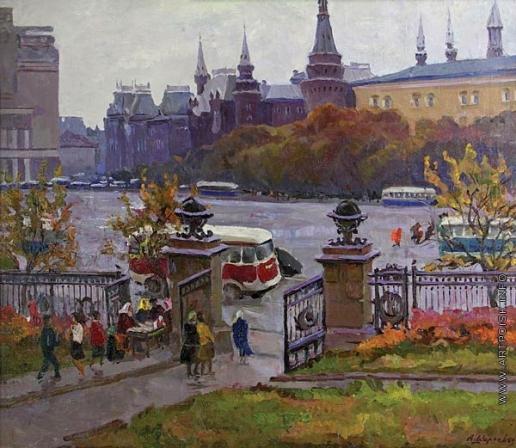 Шорчев А. П. Александровский сад