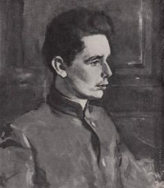 Шорчев А. П. Портрет сына