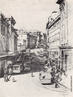 Шорчев А. П. Пушкинская улица