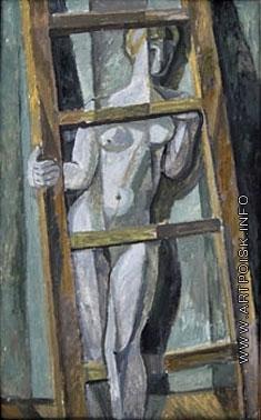 Эльконин В. Б. Модель с лестницей