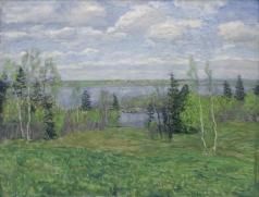 Бялыницкий-Бируля В. К. Дни юного мая