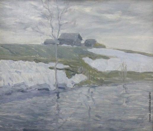 Бялыницкий-Бируля В. К. Ранняя весна