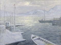 Бялыницкий-Бируля В. К. Начало полярной зимы