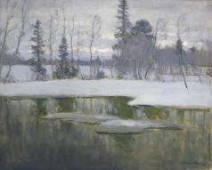 Бялыницкий-Бируля В. К. Весной повеяло