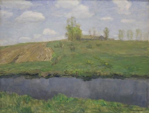 Бялыницкий-Бируля В. К. Белоруссия. Начало лета