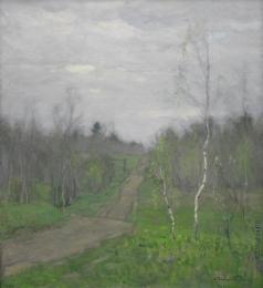 Бялыницкий-Бируля В. К. Сумерки юного мая
