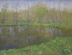 Бялыницкий-Бируля В. К. Зеленый май