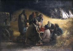 Мясоедов Г. Г. Чтение Положения 1861 года