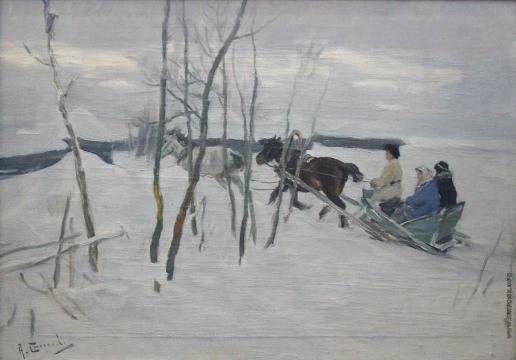 Степанов А. С. Цугом