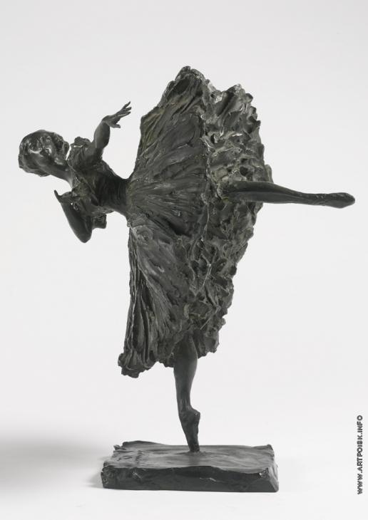 Трубецкой П. П. Балерина