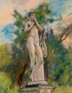 Серебрякова З. Е. Фавн, играющий на флейте