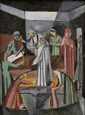 Эльконин В. Б. Последнее помазание