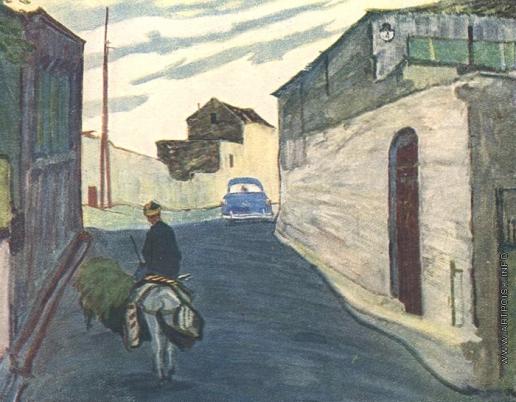 Абдуллаев М. Г. В деревне