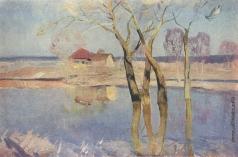 Анохин Ю. Н. Большая вода