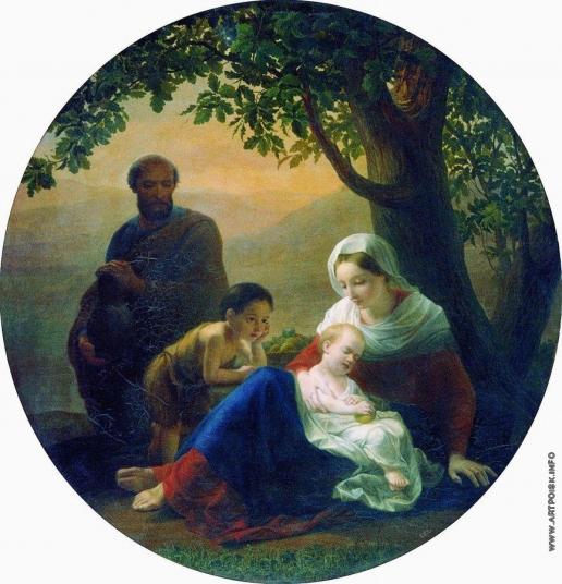Шамшин П. М. Святое семейство
