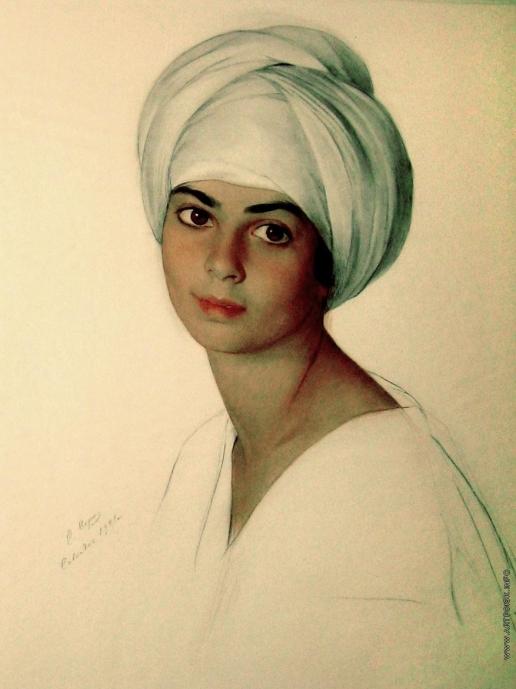 Сорин С. А. Портрет