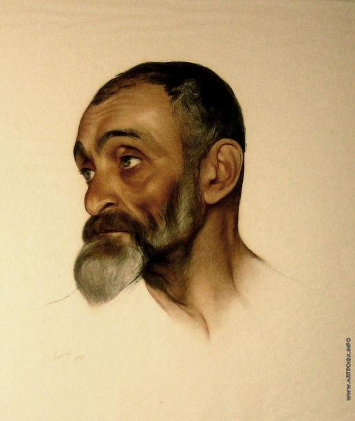 Сорин С. А. Портрет философа Льва шестова
