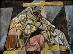 Эльконин В. Б. Снятие с креста