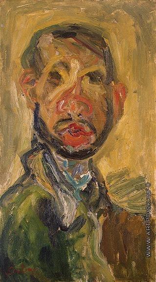 Сутин Х. С. Автопортрет