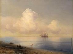Айвазовский И. К. Штиль на море