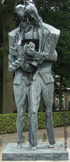 Цадкин О. А. Памятник Ван Гогу