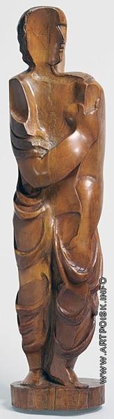 Цадкин О. А. Задрапированная фигура