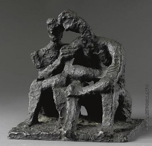 Цадкин О. А. Ван Гог