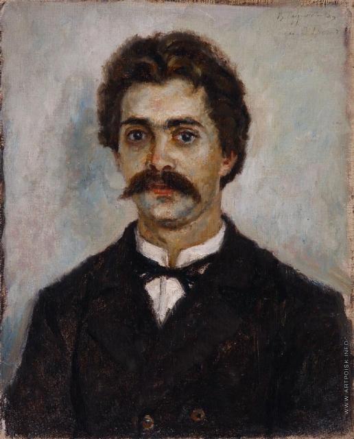 Суриков В. И. Мой брат. (Портрет А.И. Сурикова)