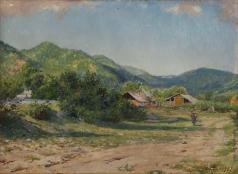Киселев А. А. Байдарская долина