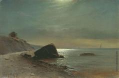 Алисов М. А. Лунная ночь на море