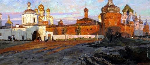 Стожаров В. Ф. Ростов Ярославский