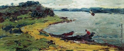 Архипов А. Е. На Белом море. 1902-