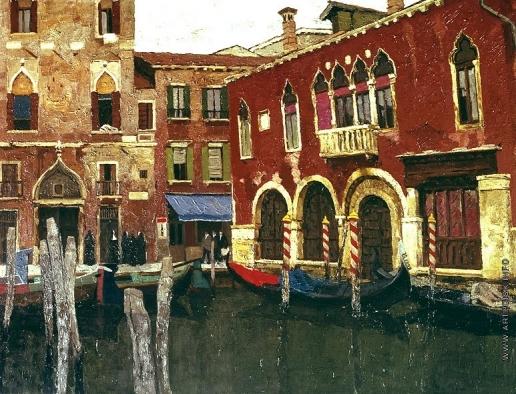 Стожаров В. Ф. Венеция