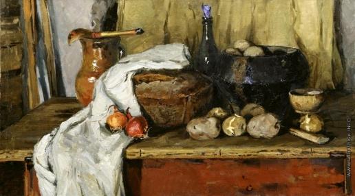 Стожаров В. Ф. Натюрморт с картошкой
