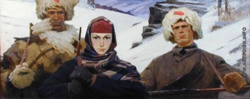 Куриленко Я. С. Комсомольцы 20-х годов