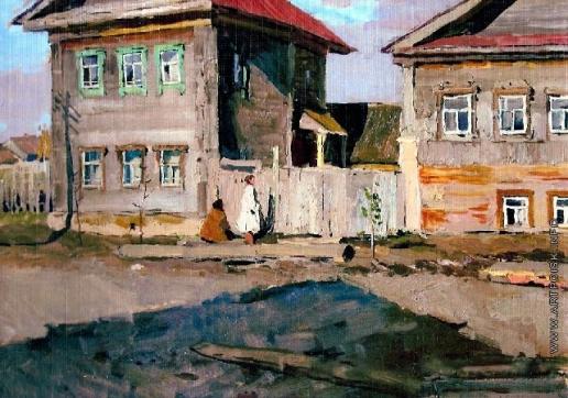 Стожаров В. Ф. Галич. Дома