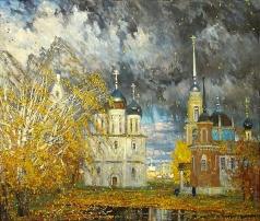 Абакумов М. Г. Идут золотые дожди
