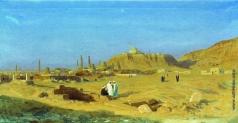 Бакалович С. В. Вечер в Каире