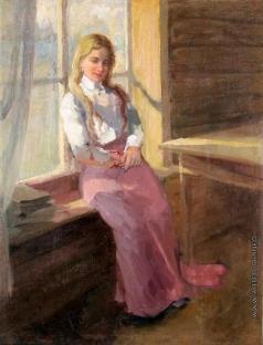 Сычков Ф. В. У окна