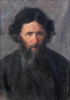 Сычков Ф. В. Старик. Этюд