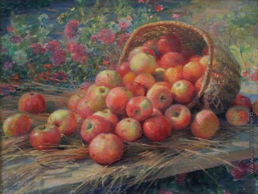 Сычков Ф. В. Алма-атинские яблоки