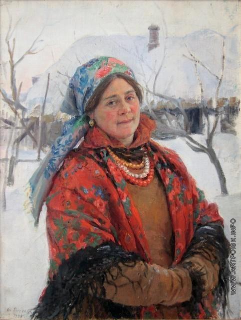 Сычков Ф. В. Молодуха