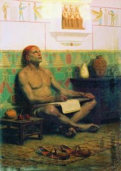 Бакалович С. В. Ра-Хотеп – писец фараона