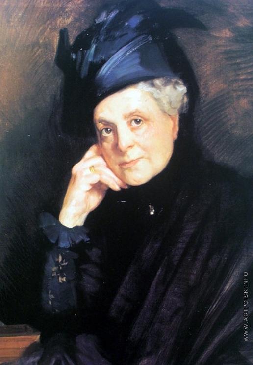 Мясоедов И. Г. Княгиня Жозефина Франческа Лихтенштейнская