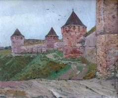 Шанин М. С. Спасо-Ефимьевский монастырь